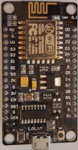 ModeMCU V3 Front