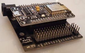 ModeMCU V3 Auf Board