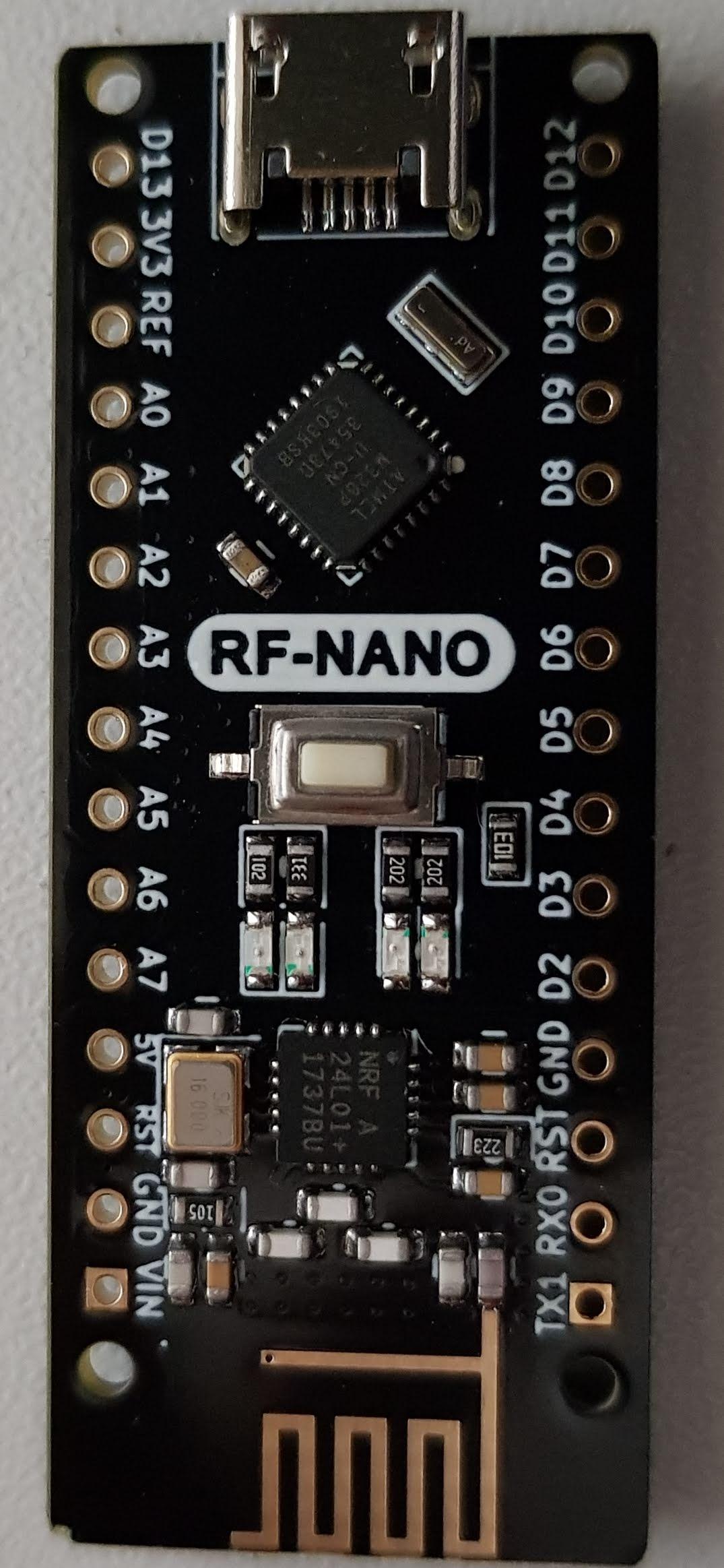 Nano RF von oben