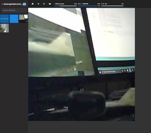 Shinobi ESP32Cam JPEG Ein erstes Bild