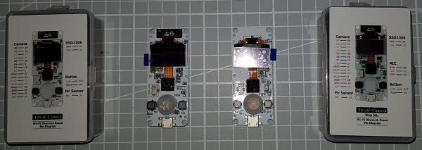TTGOT-KameraESP32 V17 + V163 Banner