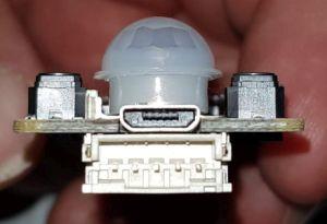 TTGOT-KameraESP32 V163 Anschlüsse