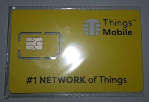 Things Mobile Sim Karte